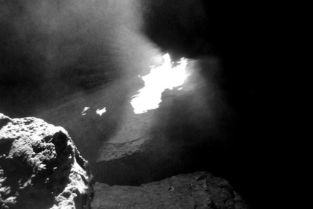 gruta cerca de myvatn