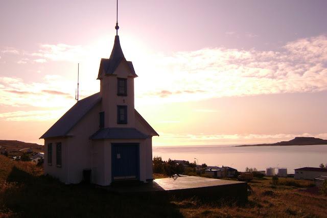 iglesia hostal de stodvarfjordur