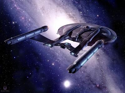 los hombres son como las naves de star trek