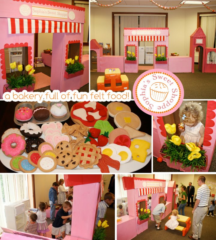 P Is For Party: {Real Parties} Sweetopia
