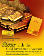 harga terkini PB GIA (Gold Investment Account)