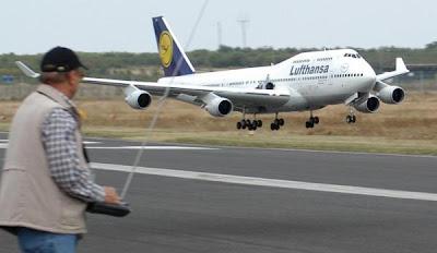 Proibido voar?  Aeromodelismo