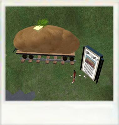 enormous potato