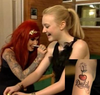 cuidados tatuaje. tatuajes de dulce maria. Cuidado del tatuaje. - Yo Amo Tampico - Todo Lo