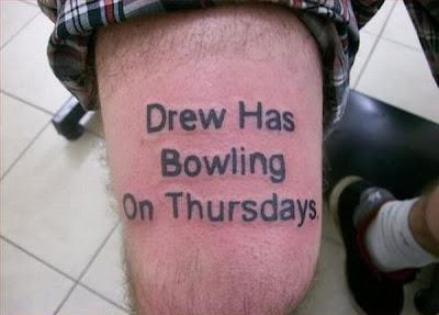 Los tatuajes mas raros