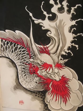 japanese art tattoos. Creative Japanese Tattoos