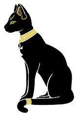 Bastet, a deusa gata do Egito Antigo