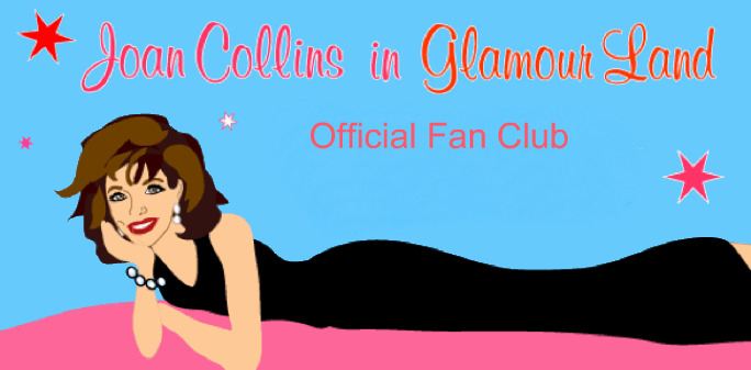 Official Joan Collins Fan Club