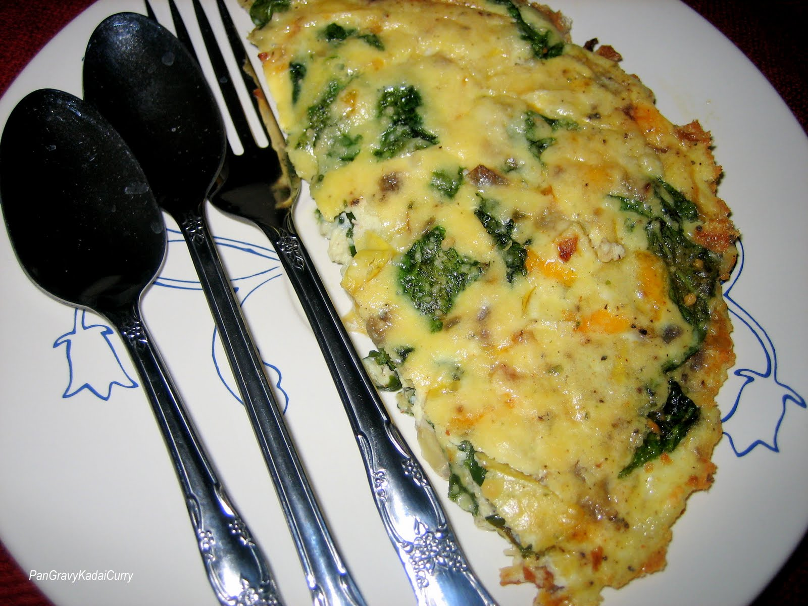 Artichoke And Spinach Frittata Recipes — Dishmaps