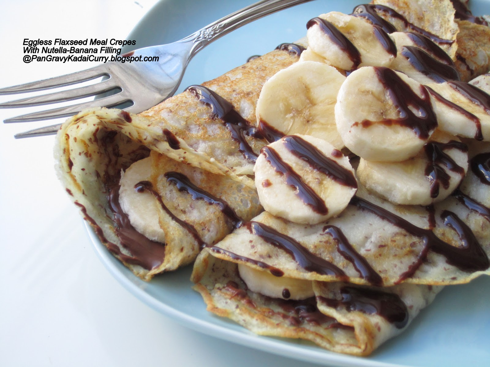 Banana And Nutella Crepes Recipes — Dishmaps