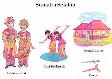 Adat Sumatra Selatan - Palembang