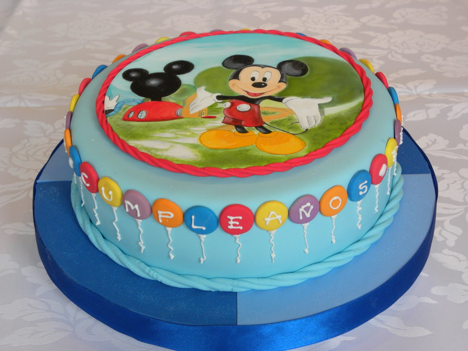 Tortas Infantiles Mickey Mouse Wallpapers | Real Madrid Wallpapers