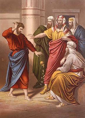 La traición de Judas Judas3