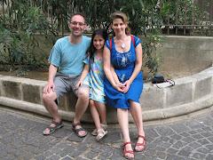 My greener family in France