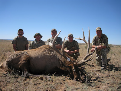 Elk Hunting Flagstaff Arizona - High Point Outfitters
