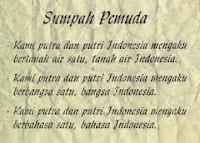 Peringatan Hari Sumpah Pemuda ke-82, Sumpah, Pemuda Indonesia, Moehammad Yamin, Rumusan Sumpah Pemuda,isi dari Sumpah Pemuda dalam versi orisinil, Sumpah Pemuda versi Ejaan Yang Disempurnakan