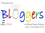 Primer encuentro de bloggers de Galicia en Pontus Veteris en Pontevedra