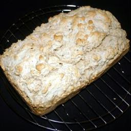 Two Ingredients beer bread