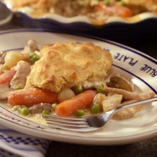 Thanksgiving Chicken Potpie