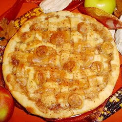 Christmas Apple Pie by Grandma Ople