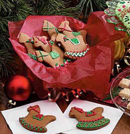 Christmas Gingerbread Cutouts