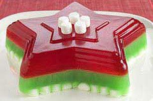 Christmas Ribbon Mold Recipe