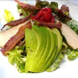 Crispy Bacon And Avocado Salad Recipe