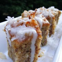 Banana Coconut Loaf Recipe