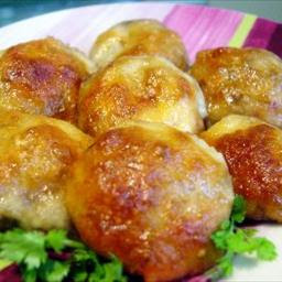 Garlic Stuffed Mushrooms