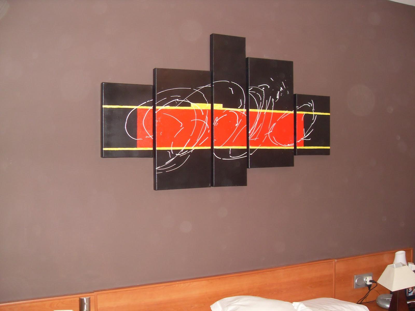 Mi nueva adquisicion cuadros modernos sibaritismos de inma - Lo ultimo en cuadros modernos ...