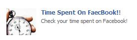 Time spent on Facebook - Scam