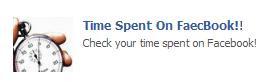 Time spent on Facebook - Scam