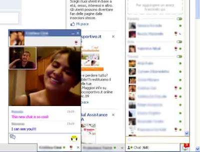 Fake facebook chat