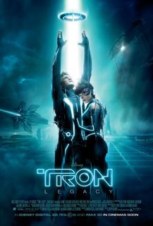Tron : Legacy (2010) Movie Poster