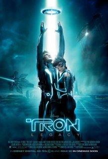 Tron : Legacy (2010) Movie Poster