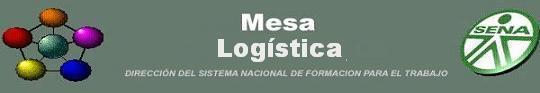 MESA SECTORIAL DE LOGISTICA