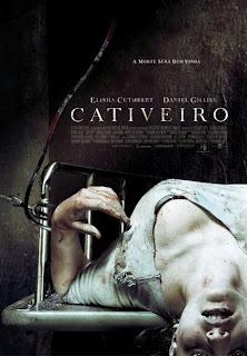 Filme Poster Cativeiro DVDRip RMVB Dublado
