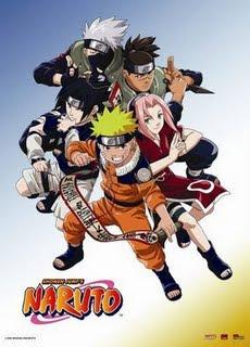 naruto+2 Naruto Dublado 2ª Temporada