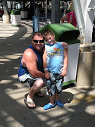Last week we took a family trip to Indiana Beach. (dscn )