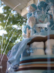 Cake Pop Diaper Cake