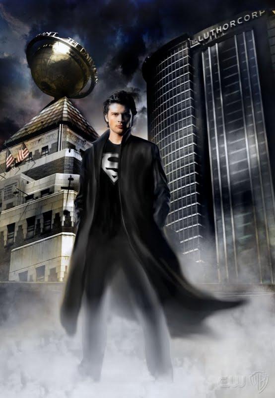 Smallville Temporada 9 Audio Latino