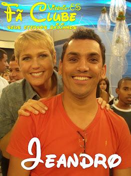 3ª VISITA A GRAVAÇÃO DO TV XUXA 2010