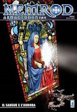 NEMROD N.14 IL SANGUE E L'AURORA