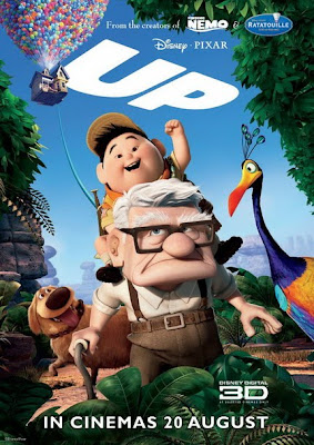 Disney Pixar UP Poster