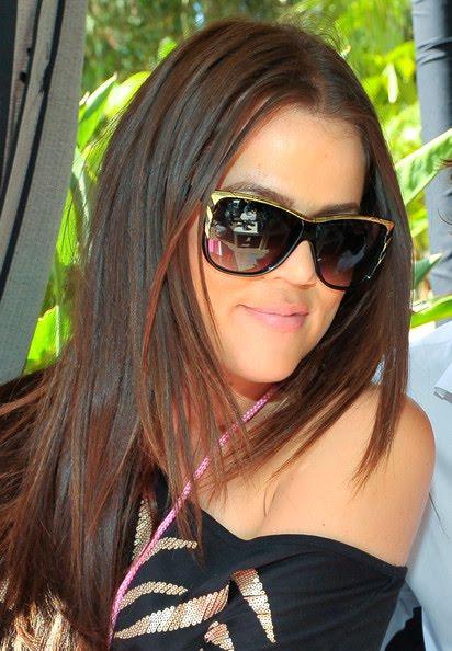 Khloe Kardashian Sexy Tattoo