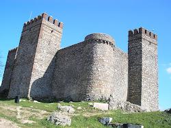Castillo medieval de Cortegana