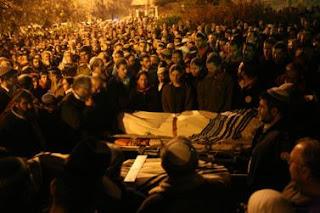 Olmert Leagalizes Murder