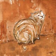 4. Award von Olga: Kaffee-Kätzchen