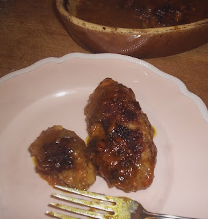 18thc cuisine poulpette l italienne for Cuisine italienne