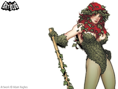 poison ivy batman. So, here#39;s a few Poison ivy